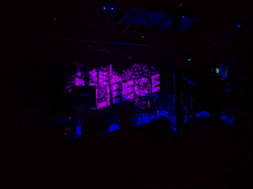 The Fleece stage
