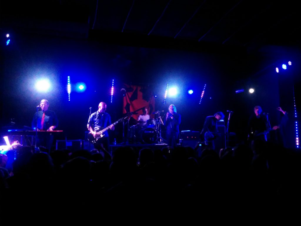 Radio Birdman live at The Dome, 2015