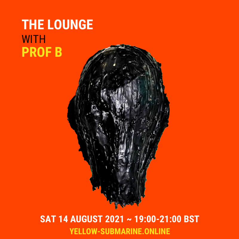 The Lounge Episode 8 flyer